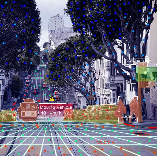 Owl AI - Thermal Plus LiDAR in a Single Sensor for Autonomous Cars
